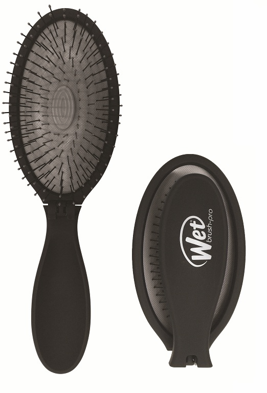 The Wet Brush Pop Fold Grey