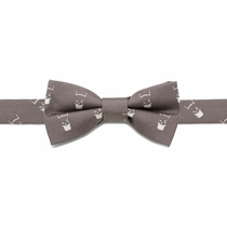 Batman Cowl Boys' Silk Bow Tie