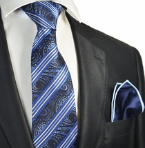 a7f8338e1451 Shop Blue Ties for Men and Necktie Sets with Accessories and enjoy ...