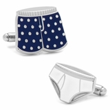 Boxers or Briefs Cufflinks