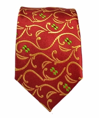 Boys Necktie by Paul Malone . 100% Silk