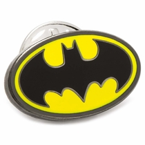 Enamel Batman Lapel Pin