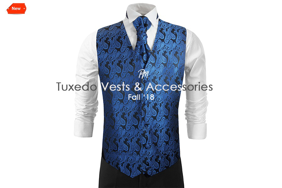 Suit Vests Fall 2018