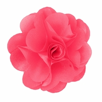 Lapel Flower . Bubblegum Pink