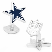 Palladium Edition Dallas Cowboys Cufflinks