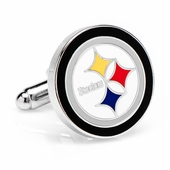 Pittsburgh Steelers Cufflinks