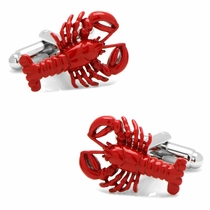 Red Lobster Cufflinks