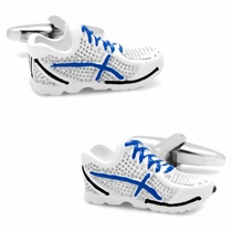 Running Shoe Cufflinks