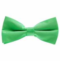 Solid Summer Green Bow Tie (BT10-SS)