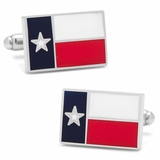 Texas State Flag Cufflinks
