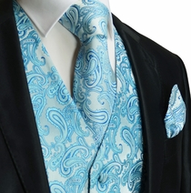 Shop Turquoise Mens Ties And Accessories With Free Shipping
