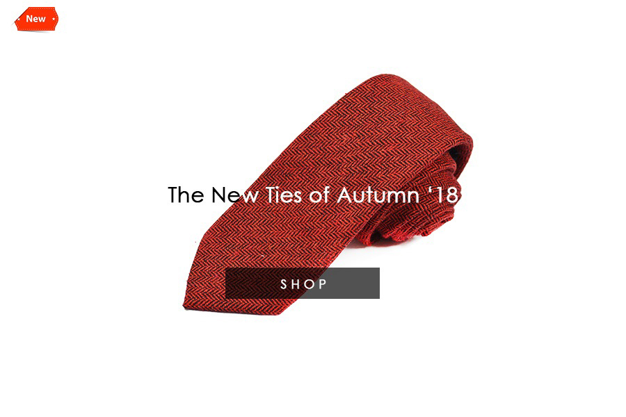 Ties of Fall 2018