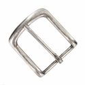 "CX-160 NP Belt Buckle 1.5"" (38mm) Wide Nickle Plated Finish"