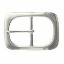 "JT4956 NB Center Bar Belt Buckle fit's 1 3/4"" Wide Belt"