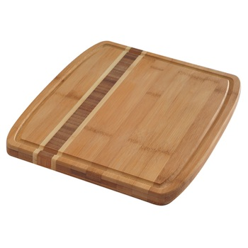 "12""x10""x .7"" Bamboo Cutting Board"