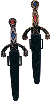 16th Century Jeweled Dagger