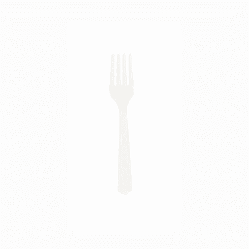 18 Forks Bright White