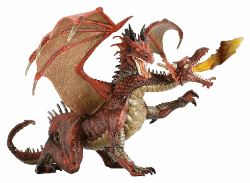 2-Headed Red Dragon