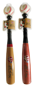 "21"" Home Run King Foam Bat & Ball"