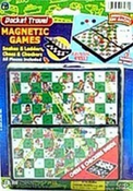 "24"" Mat Games Asst. Checkers, Snakes, & Ladders"