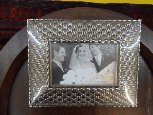 """4"""" x 6"""" Silver Occasions Frame"""