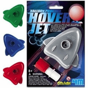 4M Balloon Powered Hover Jet Kit