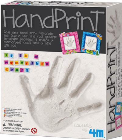 4M Handprint Art Kit