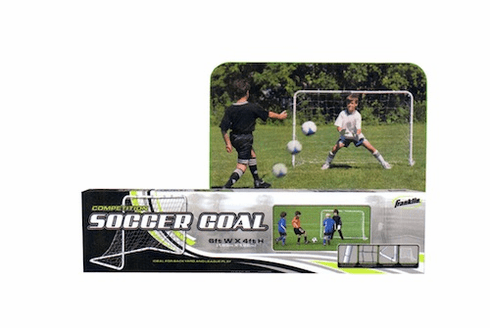 6' x 4' Competition Steel Goal