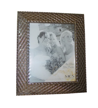 "8"" x 10"" Silver Occasions Frame"
