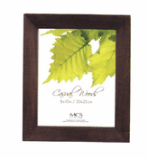 "8"" x 10"" Wood Casual Frame"
