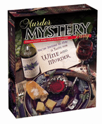 A Taste for Wine and Murder Board Game