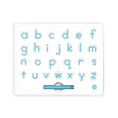 A to Z Magnatab Lowercase Letters