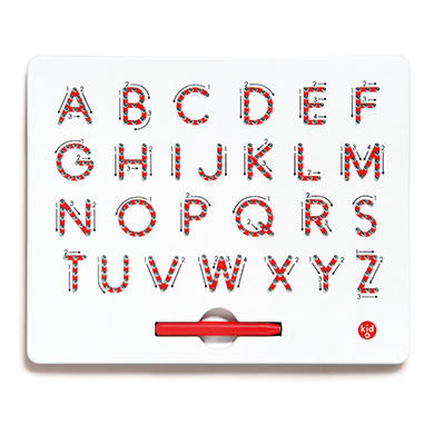 A to Z Magnatab Uppercase Letters