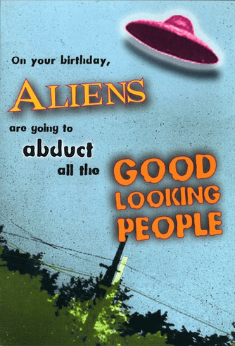 Abduct Good Looking People