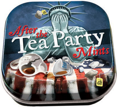 After the Tea Party Mints
