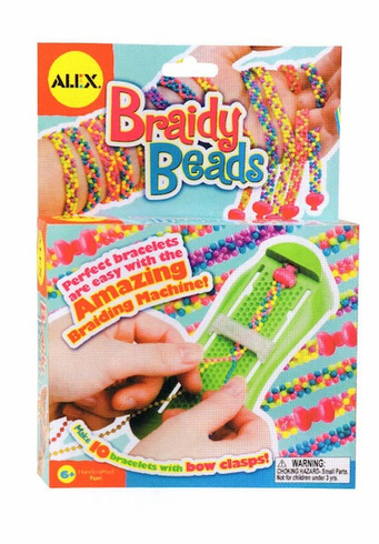 Alex Braidy Beads