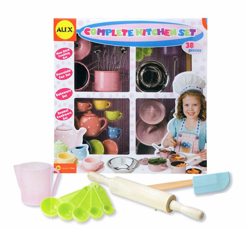 Alex Complete Kitchen Set