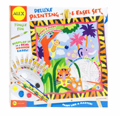 Alex Deluxe Painting and Easel Set