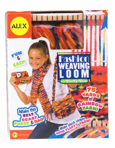 Alex Fashion Weaving Loom