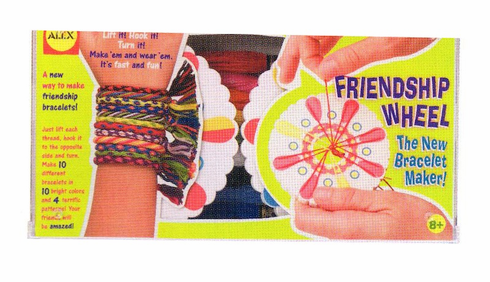 Alex Friendship Wheel
