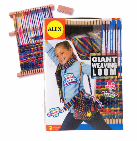 Alex Giant Weaving Loom