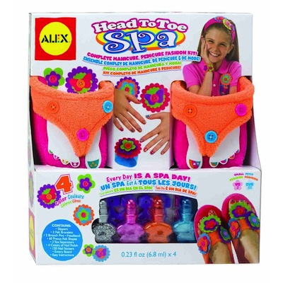 Alex Head to Toe Spa - Size Large