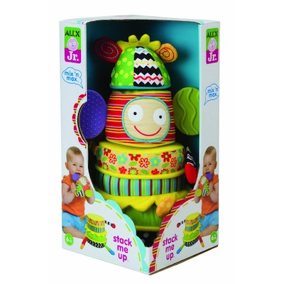 Alex Jr. Mix 'N Match Stack Me Up Soft Stacker