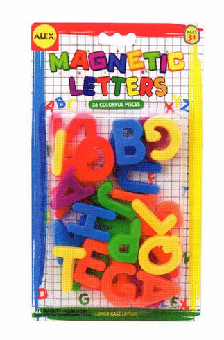 Alex Magnetic Letters