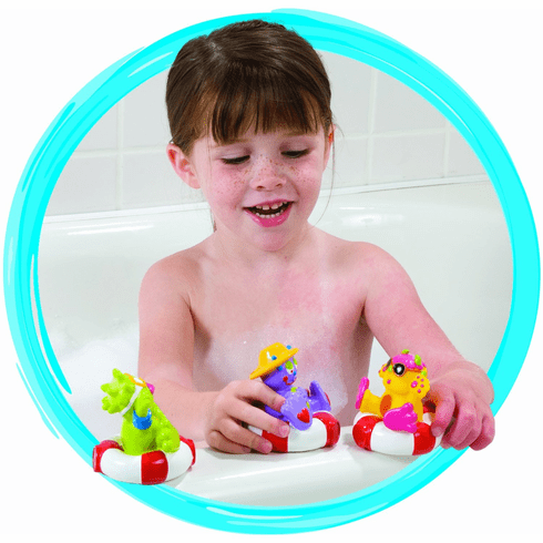 Alex Magnetic Monsters in the Tub