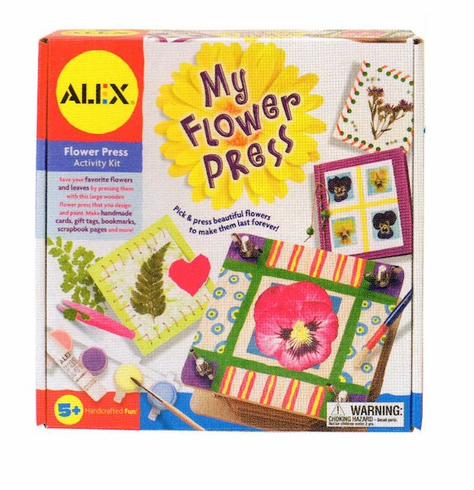 Alex My Flower Press
