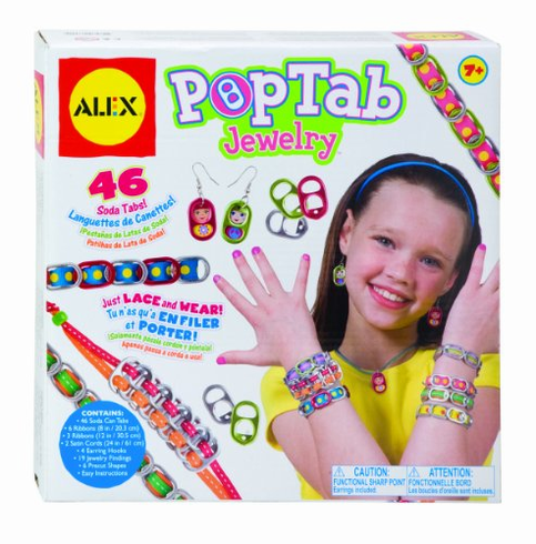 Alex Pop Tab Jewelry