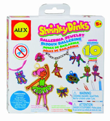 Alex Shrinky Dinks Ballerina Jewelry