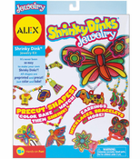 Alex Shrinky Dinks Jewelry