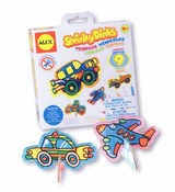 Alex Shrinky Dinks Vehicles